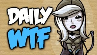 Dota 2 Daily WTF - Power of Friendship in noice