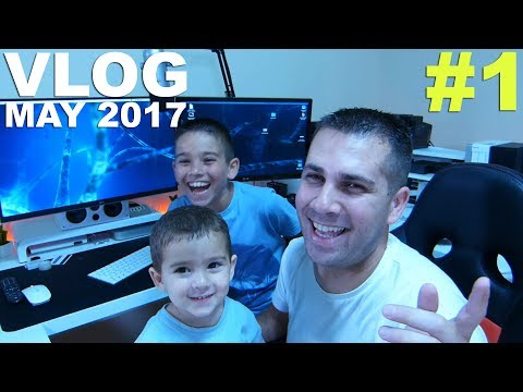 VLOG 1 | MY DIARY MAY 2017