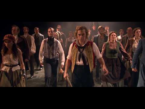 Les Miserables - Official Tour Trailer (2010)