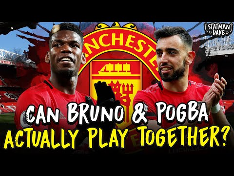 How Bruno Fernandes & Paul Pogba Can Lineup for Solskjær's Man Utd | Tra...