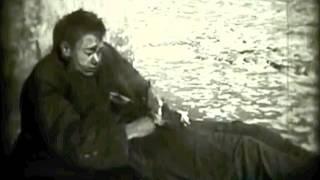 Ростов, 1941 г. В захваченном городе немецкие фашисты зверствовали и убивали людей ... Кинохроника