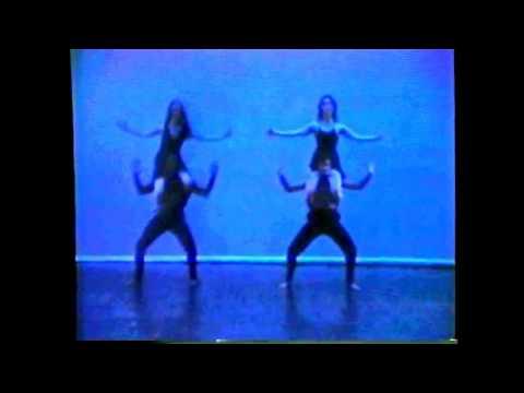 Farrell Dyde: Web 1979  Judy Chicago Festival 1980