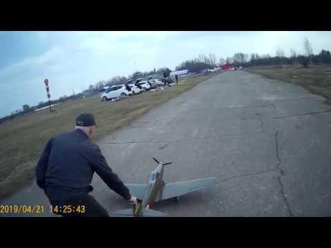 видео: Bell P-39 Airacobra - 4