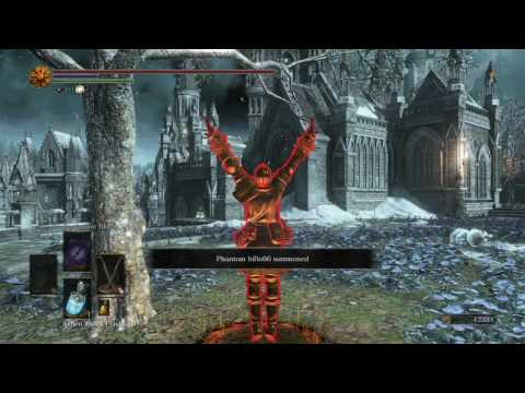 Dark Souls 3 - My Thoughts on Invasions