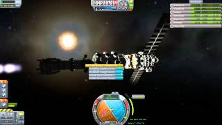 Lets Play Kerbal Space Program (KSP) (German) Staffel 4 Part 25 Fast da