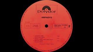 Arpadys – Monkey Star ℗ 1977