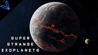The Strangest, Most Unbelievable Planets Discovered So Far! (4K UHD)
