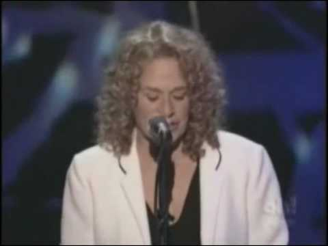 Carole King and The Wallflowers - It's Too Late /...