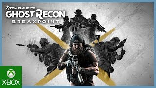 Tom Clancy's Ghost Recon Breakpoint: Ghost Experience Trailer | Ubisoft[NA]