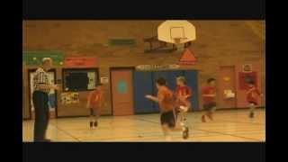 7 year old basketball - Hi IQ and Skills!
