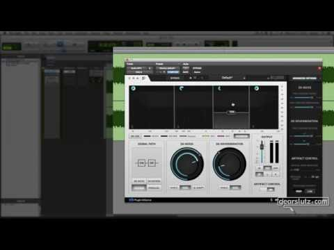 Accusonus ERA-D: De-Noise and De-Reverberation Plugin