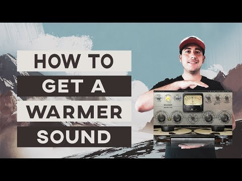 The Best Plugin For Achieving Analog Warmth
