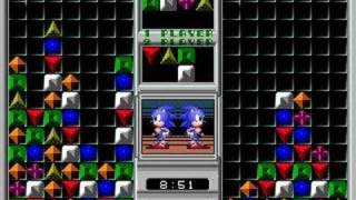 Sonic Eraser - 1P vs. CPU