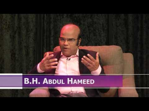 R Madhavan Interview by B H Abdul Hameed for CTCC Global Expo 2016