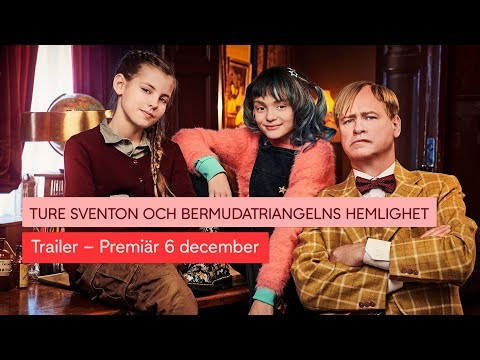 Ture Sventon Och Bermudatriangelns Hemlighet | Trailer | Premiär 6/12 På C More