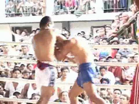 Myanmar Lethwei (緬甸拳), Birmanie,Tway McShawn vs Au...