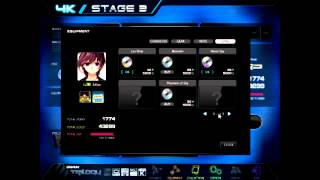 First Game completed- DjMax Trilogy #2
