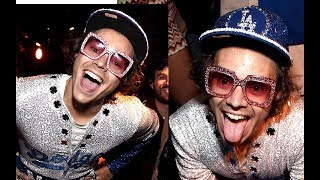 Harry Styles at the Casamigos Halloween Party   Liam Payne & Louis Tomlinson On Gogglebox