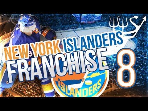 It's Muller Time! - New York Islanders NHL 19 Franchise Mode - Ep. 8