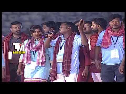 Srikanth Chary Song In Telangana | Kodandaram TJS Meeting