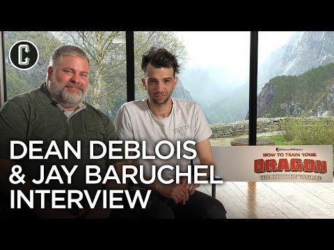 Jay Baruchel & Dean DeBlois Pitch A How To Train Your Dragon Multiverse