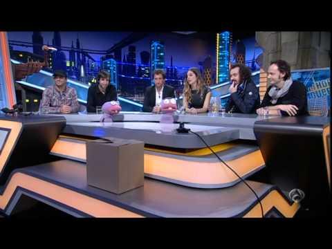 La Oreja De Van Gogh - Entrevista - El Hormiguero 3.0 (14 - 11 - 2012)