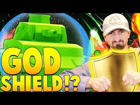 GOD SHIELD UPGRADE - SHELLSHOCK LIVE SHOWDOWN