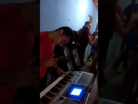 O trio Giovani Moreira Angelo e Renato em Redenção pa
