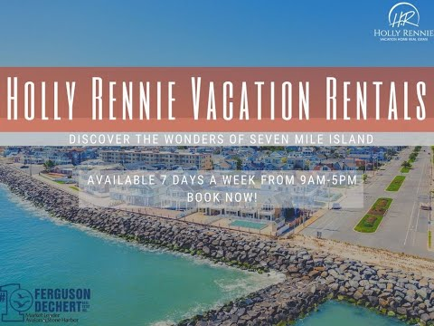 Vacation Rentals 2020 - Avalon And Stone Harbor, New Jersey - Holly Rennie Real Estate