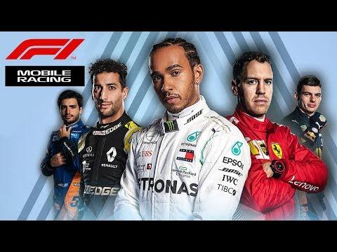 Formula 1 Mobile - Best Gameplay