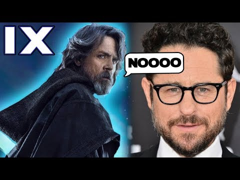 JJ Abrams Answer to Luke Alive or Dead in Episode 9...  Star Wars Explained