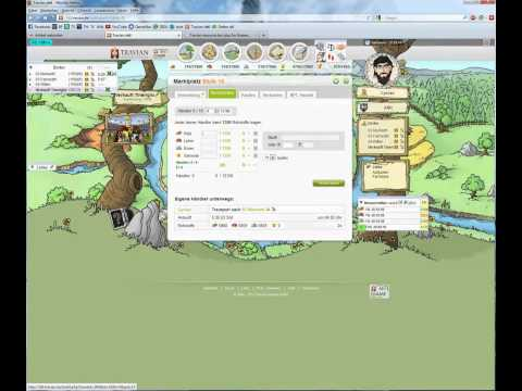 Travian Greasemonkey Userscripts Travian resource bar plus
