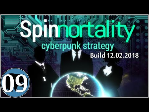 Let's Play Spinnortality [E09] Europe Under My Thumb