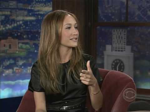 Maggie Q - The Late Show