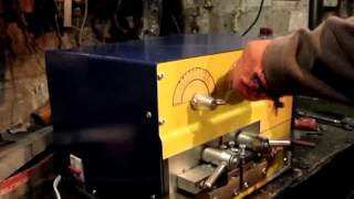 Сварка ленточных пил   СЛП - 40 (50)(Аппараты для сварки ленточных пил СЛП-40 (50) представляют собой моноблочную конструкцию. Питание аппаратов..., 2013-12-24T07:46:28.000Z)