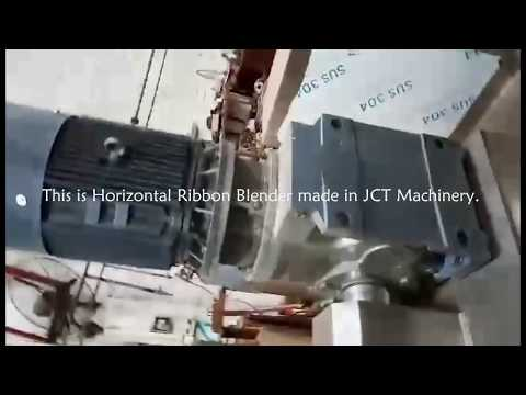 Dry powder mixing equipment of JCT Machinery