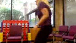 Lynn Marshall - Virtual Hulahoop World Champion