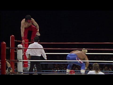 Sting vs. The Great Muta: WCW/NJPW Supershow 1991
