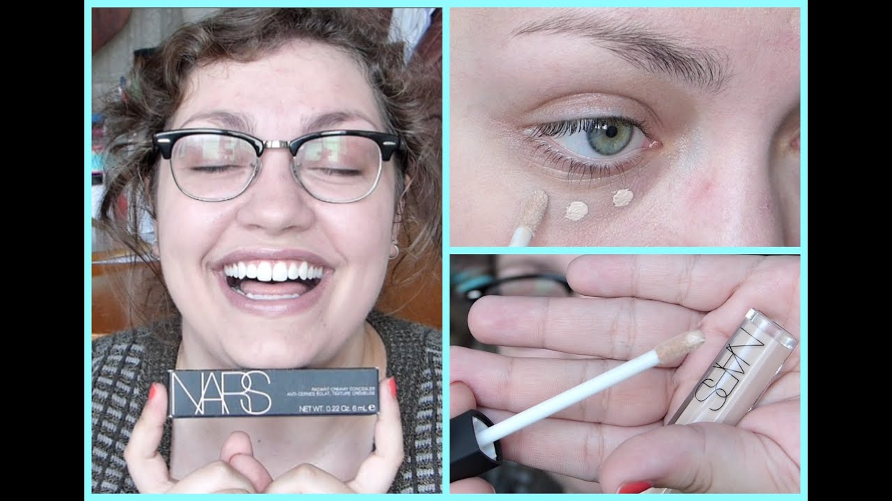 YouTube Made Me Buy It!: NARS Radiant Creamy Concealer - YouTube