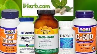 видео Витамины для волос Country Life-Maxi-Hair, 90 таблеток