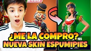 PLAYING WITH NEW CHRISTMAS SKIN *FORTNITE LIVE SPURS