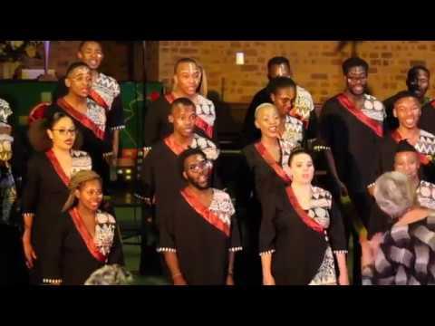 UJ Choir - Loch Lomond (Scottish Folk song) arr.  David  Overton