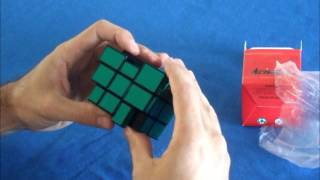3x3x3 Mirror Cube (57mm) Brain Teaser Speed Cube Puzzle (unboxing)