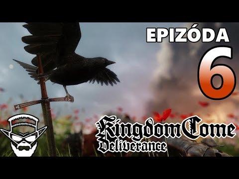 TU SME SKONČILI ! - Kingdom Come Deliverance / 1080p 60fps / CZ/SK Lets Play / # 6