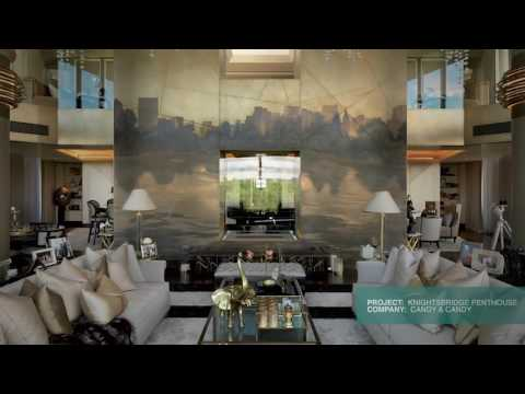 Richest  interiors for luxury homes