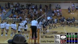 Eagle Pass Lady Eagles vs. Laredo United South