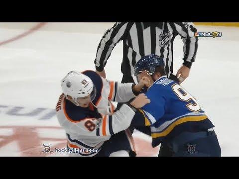 Matthew Benning vs Vladimir Tarasenko Nov 21, 2017