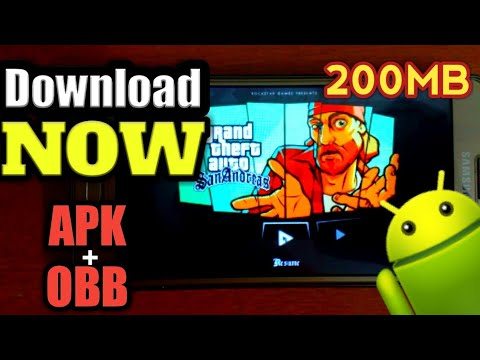 200mb] Download GTA San Andreas Lite Android | GTA SA Lite