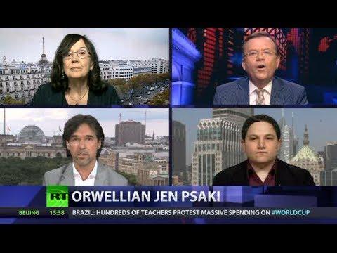 CrossTalk: Orwellian Jen Psaki
