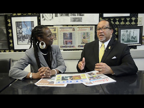 Dr. Ben Chavis, President of NNPA: The Power of the Black Press